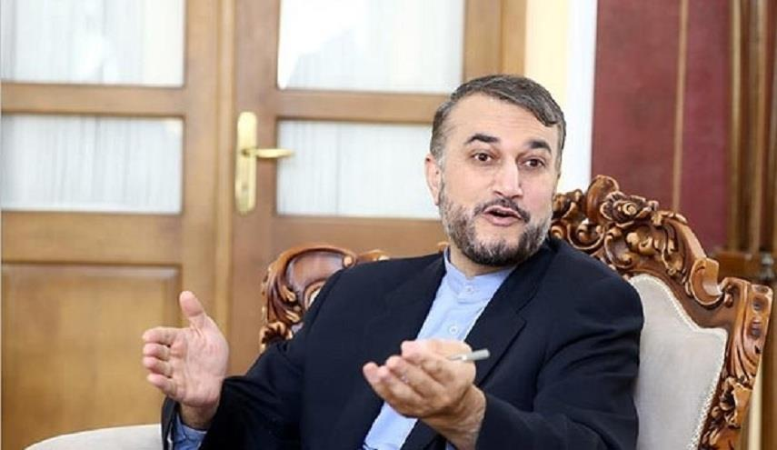 أمير عبد اللهيان: سنرغم ترامب المتمرّد على التراجع