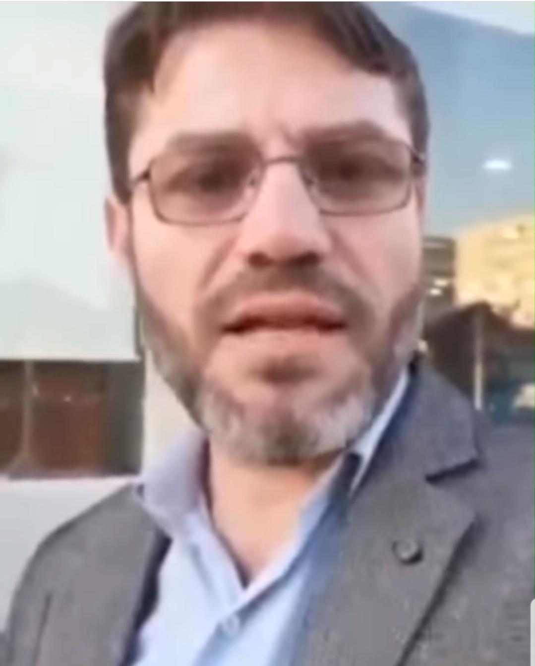 الإعلامي اللبناني بلال عبد الساتر: الآن هو زمن الشعوب العربيّة ضدّ الكيان الإسرائيلي