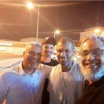 عشرات المعتقلين من «ميدان الفداء» يعانقون الحريّة