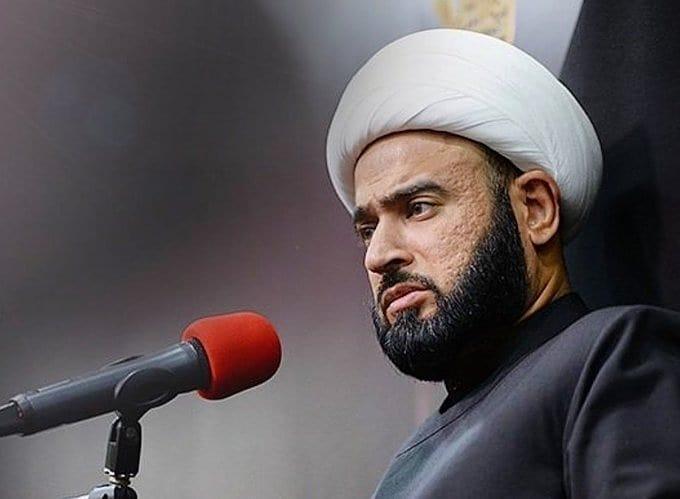 الكيان الخليفيّ يعتقل الخطيب الشيخ «ياسين الجمري»