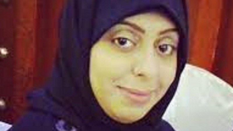 For the sixth time, Al-Khalifia Public prosecution renews detention of Hadeer Ebadi for 30 days