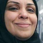 معتقلة الرأي «هاجر منصور» تهنّئ شعب البحرين بعيد الفطر من محبسها