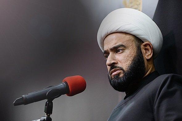 الإفراج عن الخطيب«الشيخ ياسين الجمري»بعد أيام من اعتقاله بسبب محاضرة دينيّة