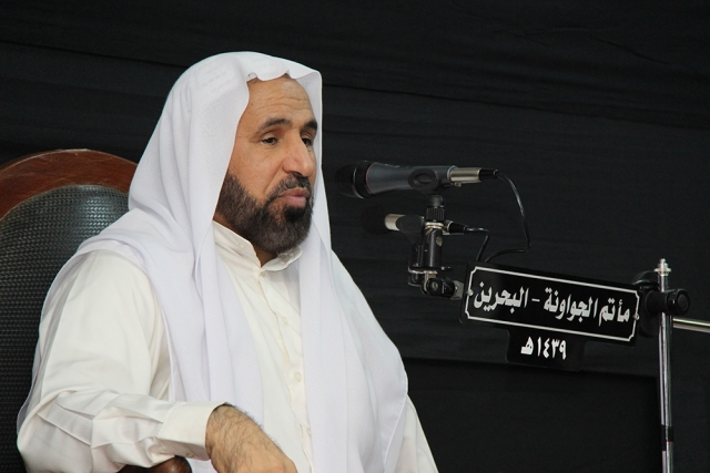 استمرارًا باستهداف علماء الدين.. الكيان الخليفيّ يحقّق مع الخطيب الملّا عباس الجزيري