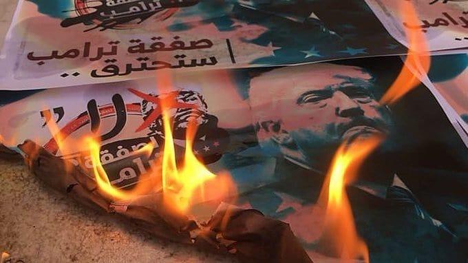 فياليوم الأول من مؤتمر الخيانة حراك ثوريّ يعمّ مناطق البحرين رفضًا له