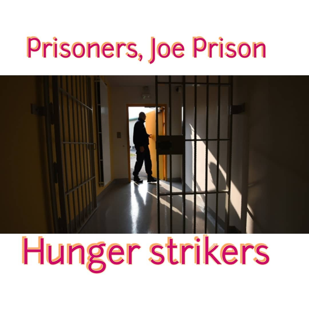 Detainees in Joe prison begin hunger-strike to protest ill-treatment and disallowing them to contact their families