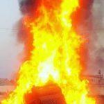 حراك ثوريّ في عدد من المناطق وفاء لشهيد العيد «علي الشيخ»