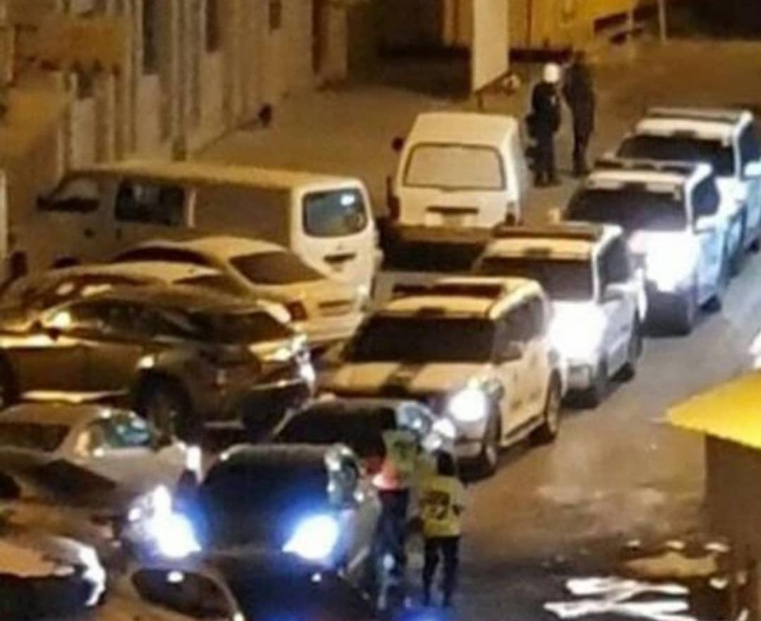 عصابات المرتزقة تقتحم مدينة جدحفص وتعتقل الشاب «حمزة رضي»