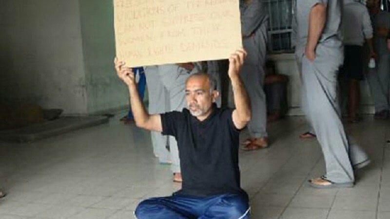 عوائل المعتقلين تطالب الكيان الخليفيّ بحقّ الزيارة والعلاج