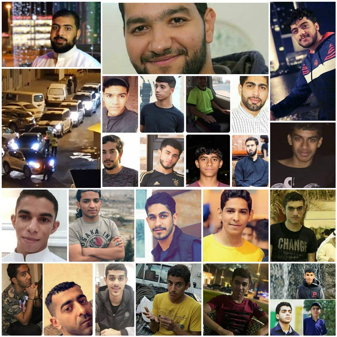 Raids monitoring network documents the arrest of more than 25 citizens against the backdrop of Manama conference