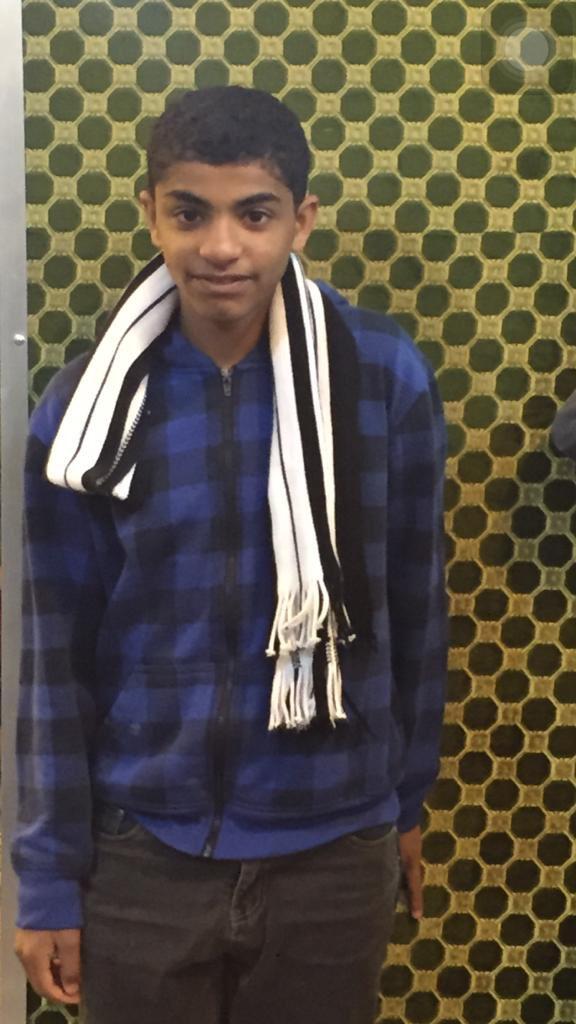 الطفل «أحمد عبد علي» لا يزال قيد الاعتقال على الرغم من قرار الإفراج عنه