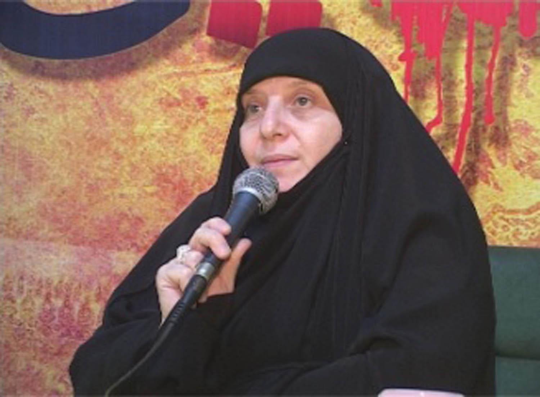 مديرة مديريّة الأنشطة النسائيّة في هيئة دعم المقاومة الإسلاميّة: ليس هناك قضيّة أهمّ من قضيّة فلسطين على مستوى المنطقة