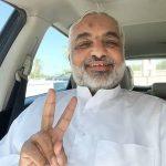 والد الشهيد «السيد هاشم» يعانق الحريّة