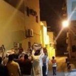أهالي أبو صيبع والشاخورة يتظاهرون تضامنًا مع معتقلي الرأي