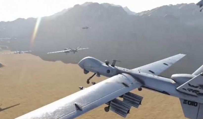 سلاح الجو المسير يقصف مجددًا مطاري جيزان وأبها ويعطل الملاحة الجوية