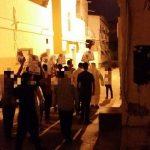 تظاهرة في أبو صيبع والشاخورة تنديدًا بحملة المداهمات