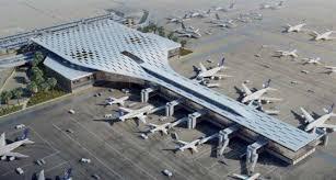 سلاح الجو اليمنيّ المسيّر ينفذ عمليّات واسعة تستهدف مرابض الطائرات الحربيّة في مطار أبها السعودي