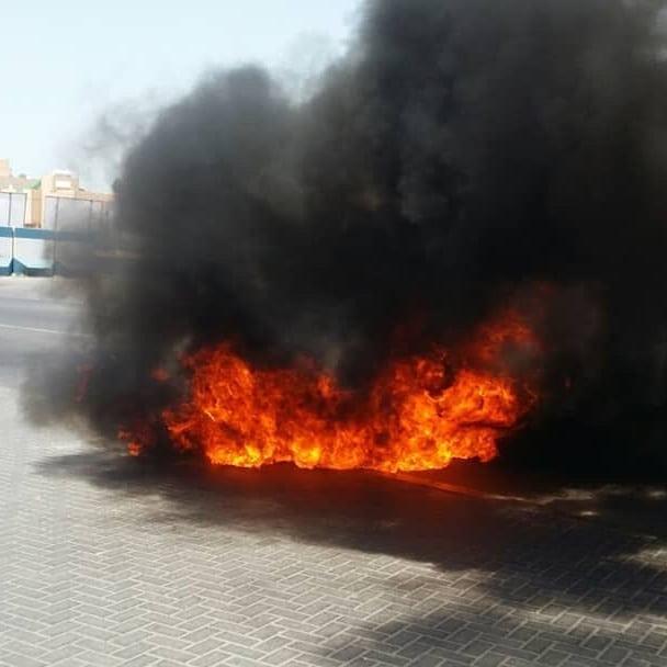 تظاهرة غاضبة فيبلدتي «أبو صيبع والشاخورة»استنكارًا لجريمة إعدام