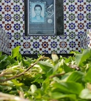 بالصور: البحرانيّون يجدّدون العهد والوفاء للشهداء في بلدة الدراز