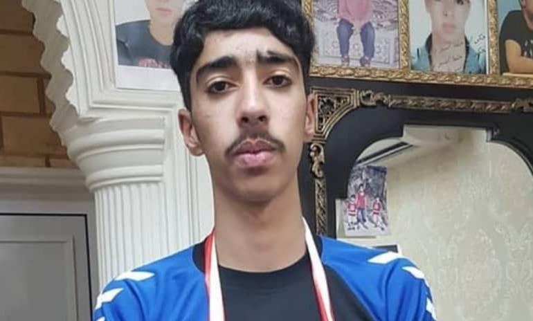 بني جمرة تستقبلالشاب «هاني علي علاوي» الذي عانق الحريّة