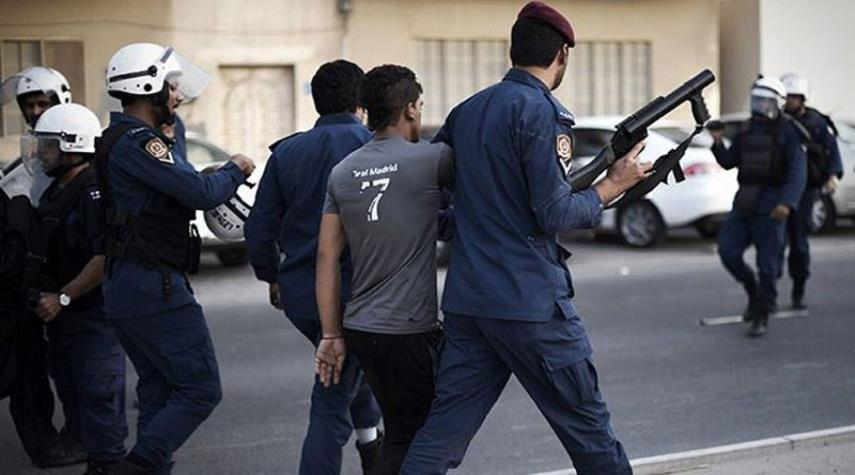 Al-Khalifa entity is stepping up campaign of arrests among citizens