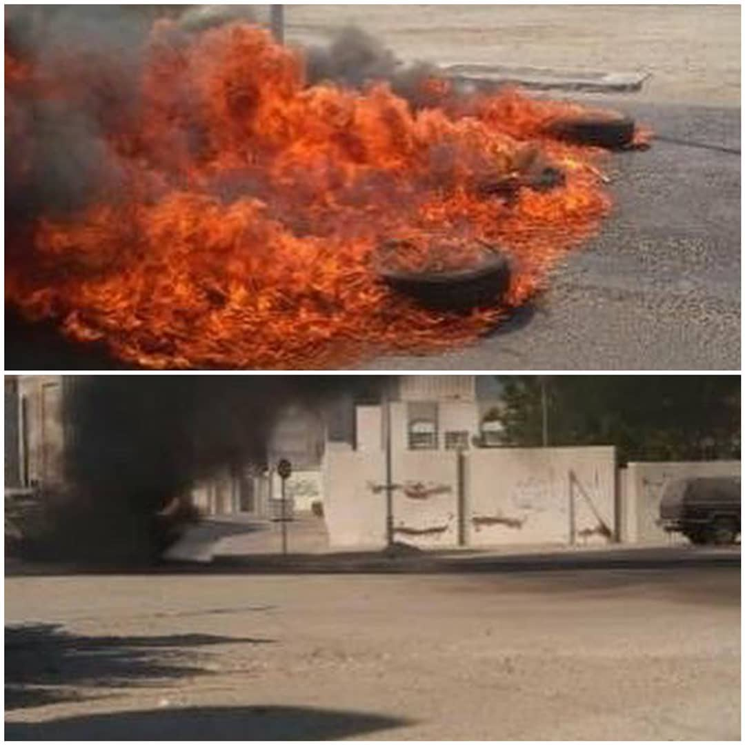 Revolutionaries in al-Diaya cut off the street and vowed retribution from Al-Khalifa family after a group of youths were executed