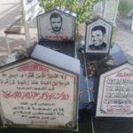 رياض الشهداء تشهد توافد الزائرين تخليدًا لذكراهم