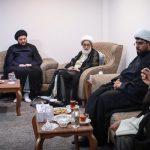 الفقيه القائديلتقي مدير مؤسسة «فقه ومعارف أهل البيت (ع)»