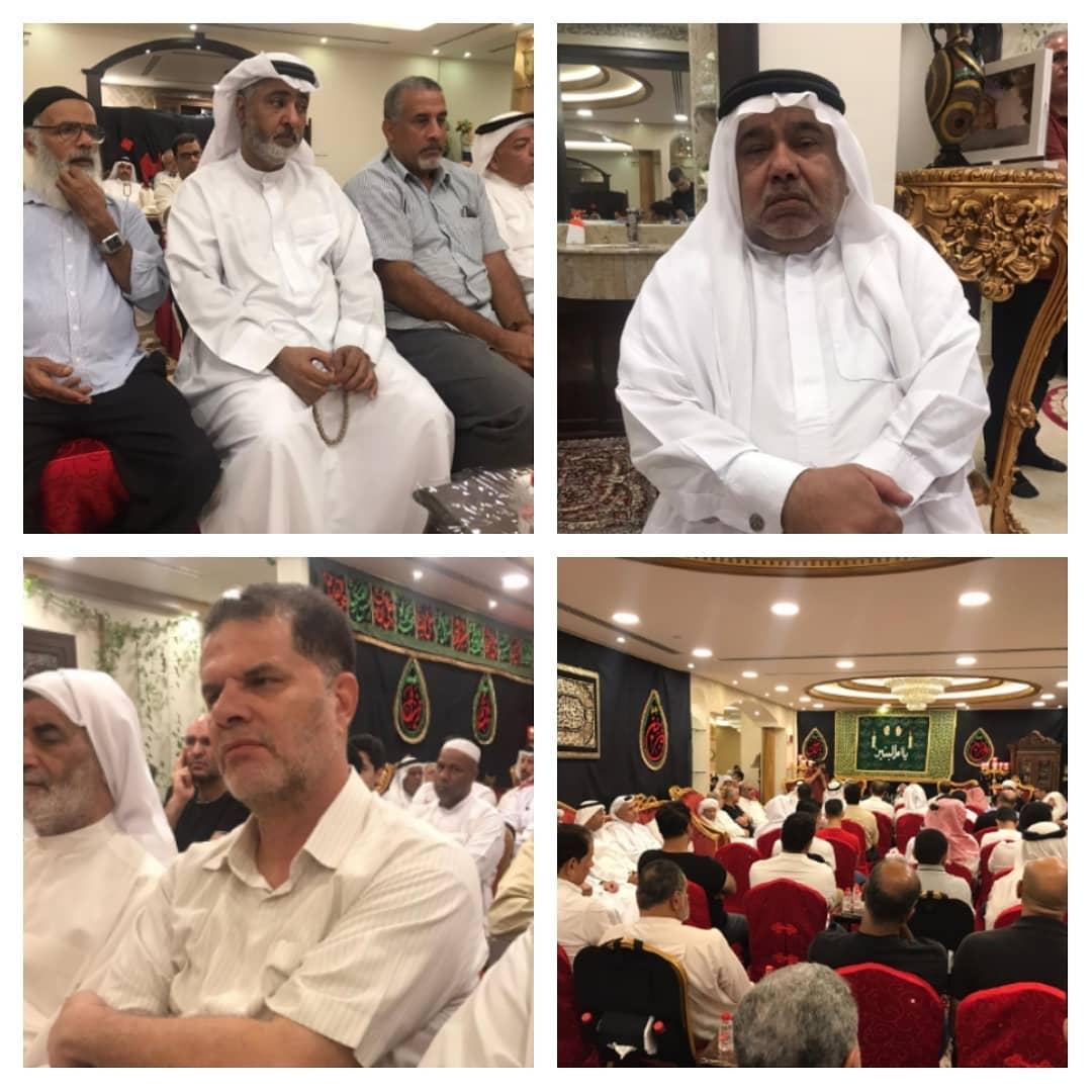 مجلس تأبينيّ لشهيدي الإباء في أبو قوّة