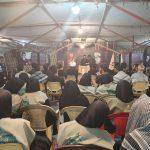 إقبال حاشد على معرض «شهداء البحرين» في يومه الثالث