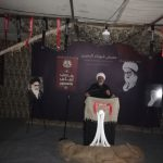 قيادات من المعارضة البحرانيّة تشارك في المهرجان الخطابي «في معرض شهداء البحرين»