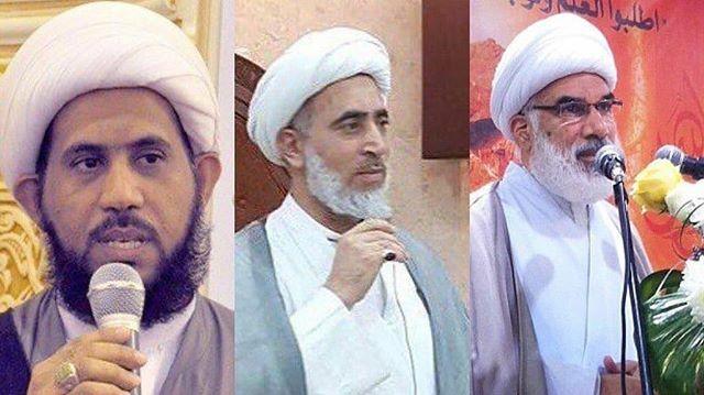 استدعاء ثلاثة علماء دين للتحقيق