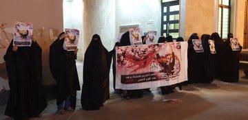 مناطق بحرانيّة تشهد حراكًا ثوريًّا في ذكرى الاستفتاء الشعبيّ