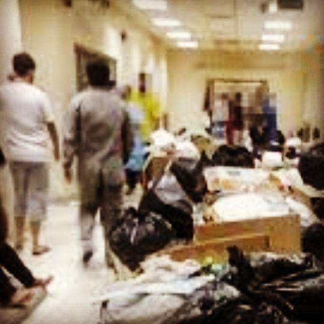 حملة تفتيش في سجن جوّ فجرًا ومصادرة حاجيّات المعتقلين