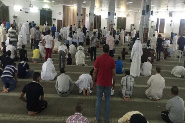 للأسبوع الـ201 علىالتوالي.. الكيان الخليفيّ يمنع صلاة الجمعة في البحرين