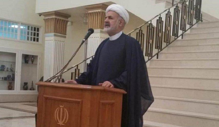 السفير الإيراني في عمان:حلّ أزمة اليمن بالتفاوضبشرط قبول السعوديّة به