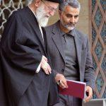 السيّد علي الخامنئي معزّيًا بالشهيد سليماني: كلّ عشّاق المقاومة سيطالبون بدمه