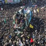 حشود ضخمة تشيّع الشهيد القائد «أبو مهدي المهندس» في البصرة
