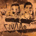 تحت شعار «لدمكم منتقمون» جدران كرزكان والمعامير تزدان بصور شهداء الوطن