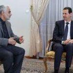 الرئيس السوري بشّار الأسد: ذكر الشهيد سليماني سيبقى خالدًا في ضمائر الشعب السوري