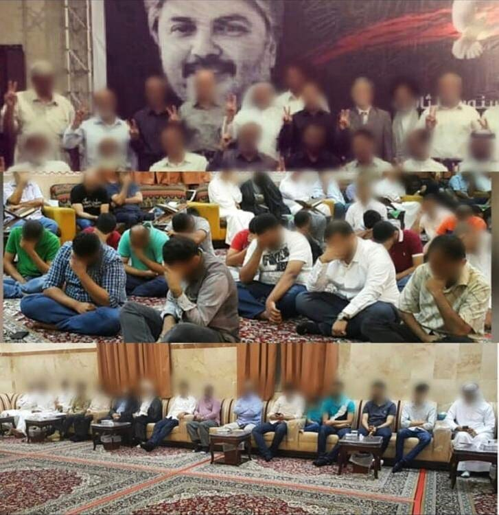 Memorial Ceremony for Martyr Fakhraoui in Manama