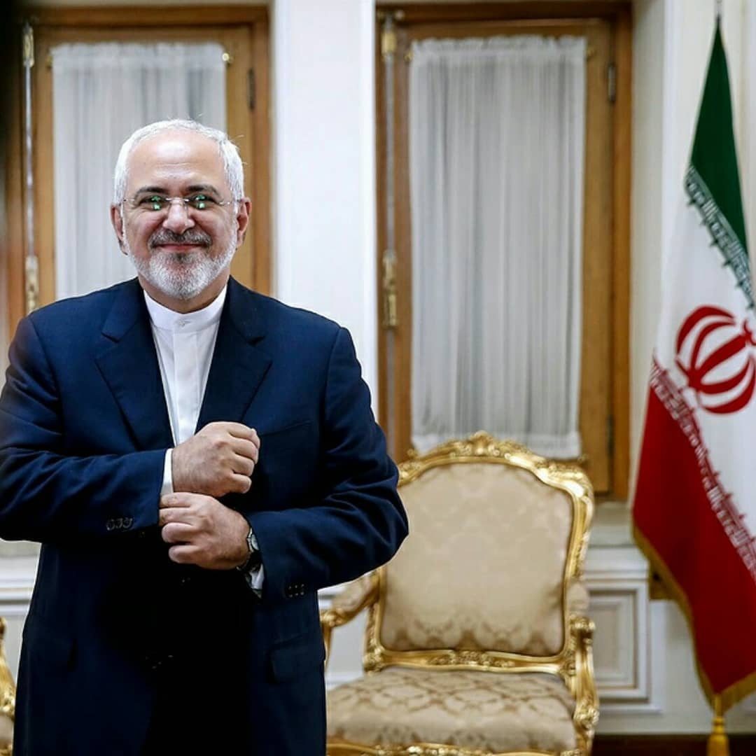 Millions of Mourners for Martyr Soleimani are the Beginning of End of American Presence: Zarif to Trump
