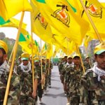 كتائب حزب الله تحذّر من إنزال جوي أميركي على مواقع للجيش والأمن والحشد