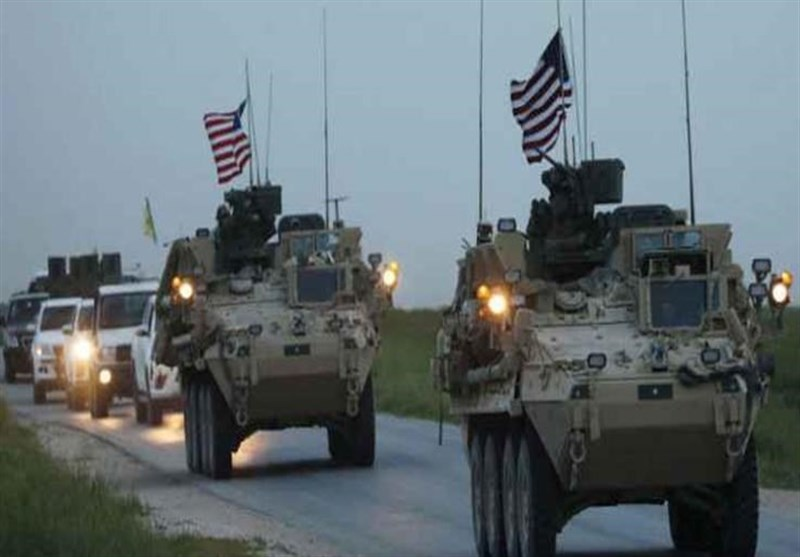 أمريكا تخرق القوانين وتموِّل الارهابيين على الحدود العراقية – السورية معدات عسكرية