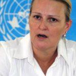 المنسقة الإنسانية في اليمن: إيقاف العدوان والسماح لدخول المساعدات يخفف من معاناة الشعب