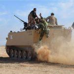 استمرار تطهير جزيرة الأنبار من فلول داعش واعتقال عتاة المجرمين
