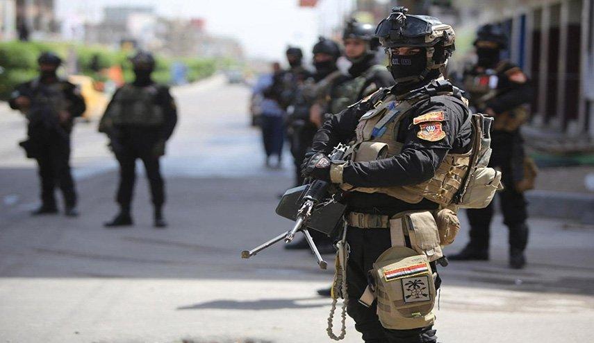 الحشد الشعبي يواصل تطهير الصحاري العراقية من دنس الإرهاب