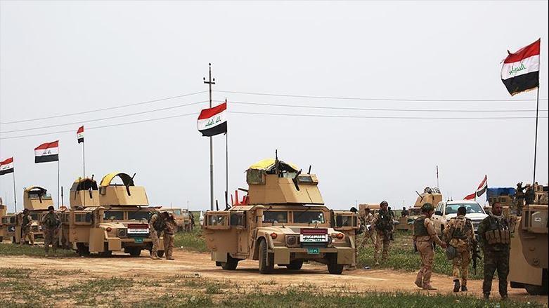 """الحشد الشعبي يطلق عمليات """"أسود الجزيرة"""" لتأمين الحدود العراقية مع سوريا"""