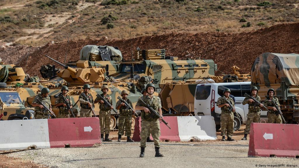 هجوم إرهابي على الجيش السوري في إدلب بمساعدة الجيش التركي