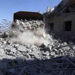 طائرات العدوان السعودي تقتل الصائمين في اليمن وصمت دولي على خرق الاتفاق